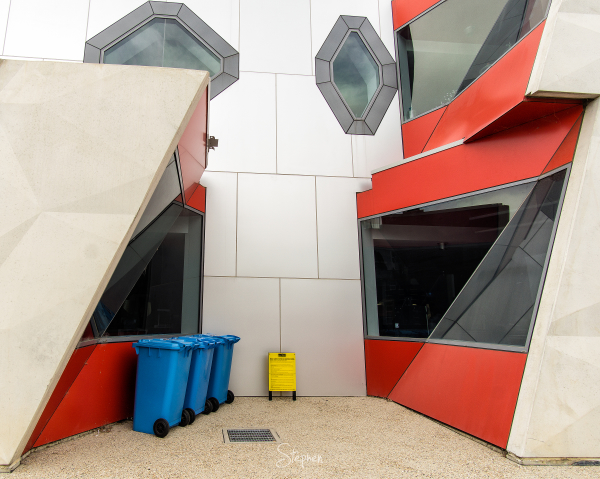 Architecture at the Australian National University