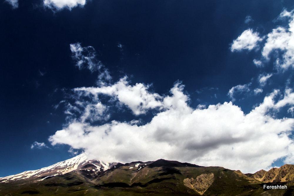 Damavand mountain llllll
