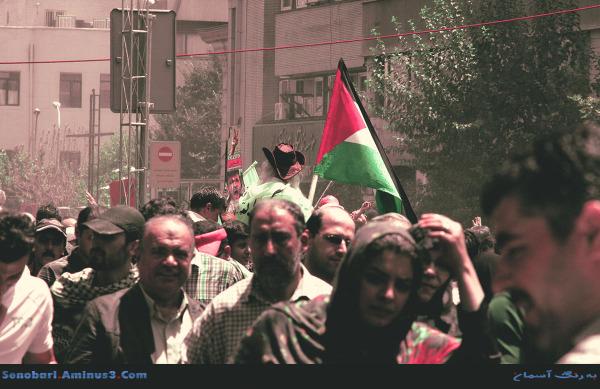 روز جهانی قدس _ تهران