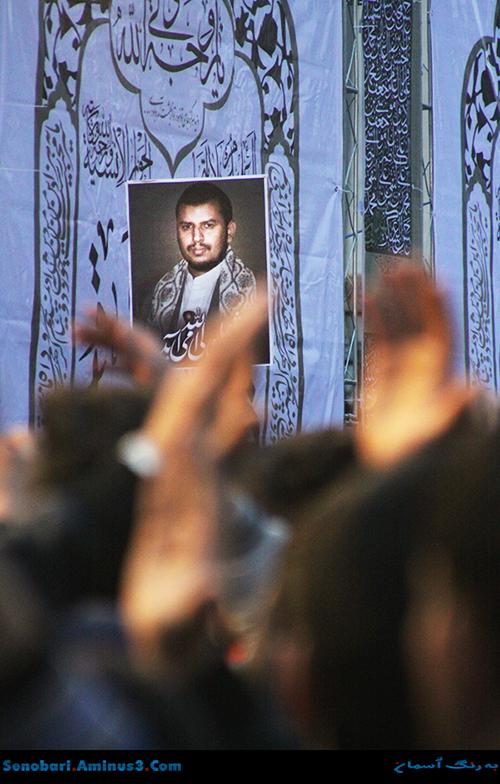 عبدالملک الحوثی رهبر انقلاب یمن