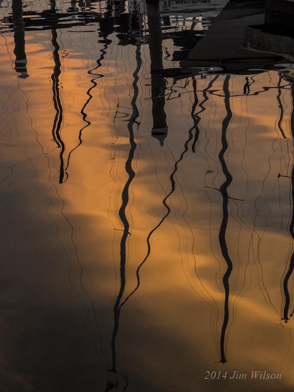 Light in the Marina