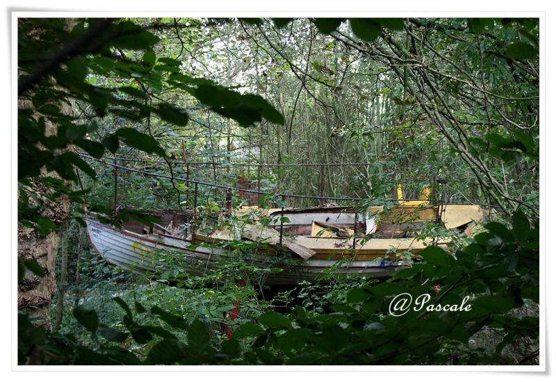 dadipark dadizele moorslede abandoned park