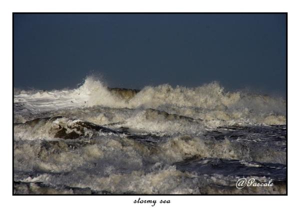 beach, blankenberge, belgium, storm,