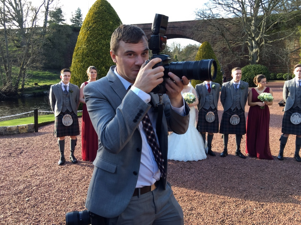 Photo of the Official Photographer