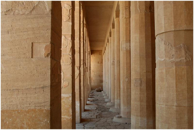 Djeser-djeseru temple