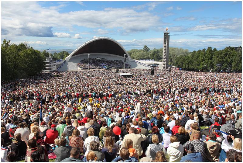 Estonian Song Celebration 2009