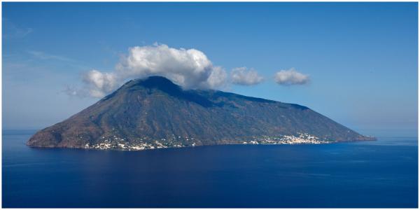 Salina island, Sicily