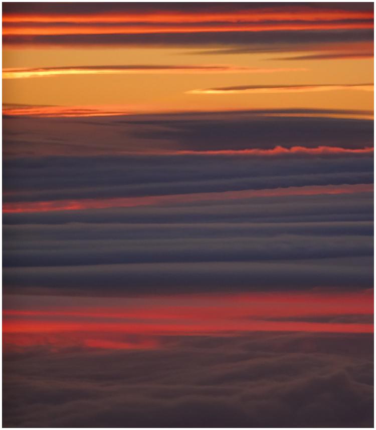 Pilvede kohal