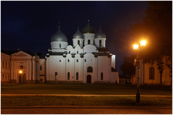 Cathedral of Saint Sophia, Novgorod