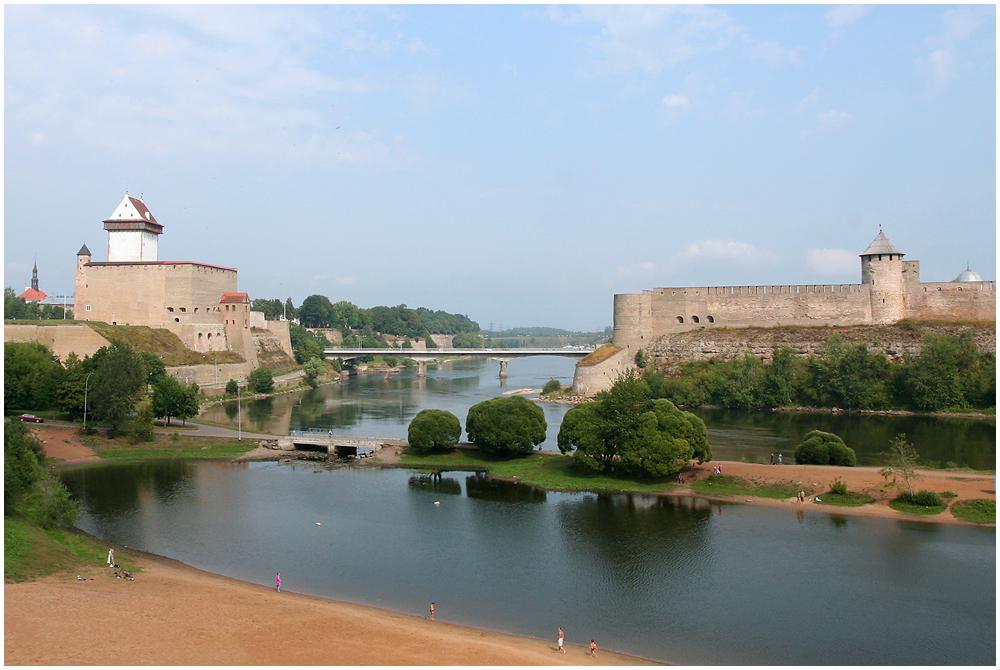 Narva ja Ivangorod