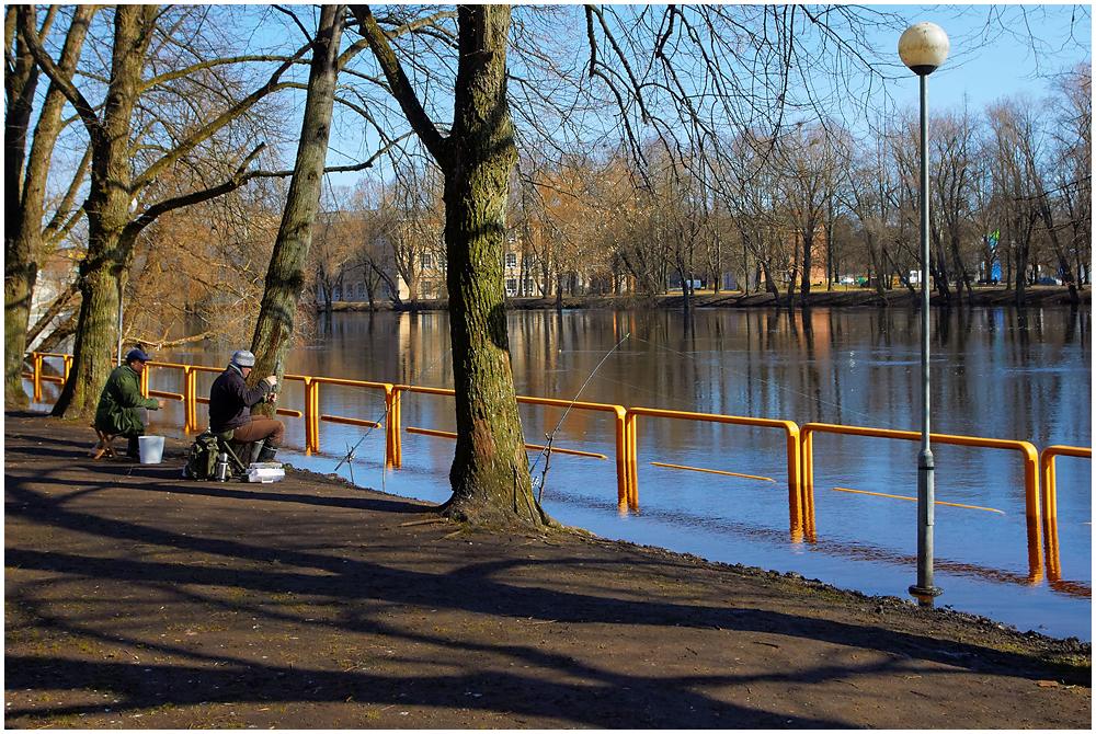 Emajõgi, Tartu