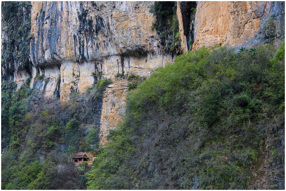 Three Gorges, Jangtze River, China