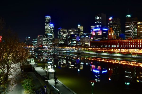 Southbank City View