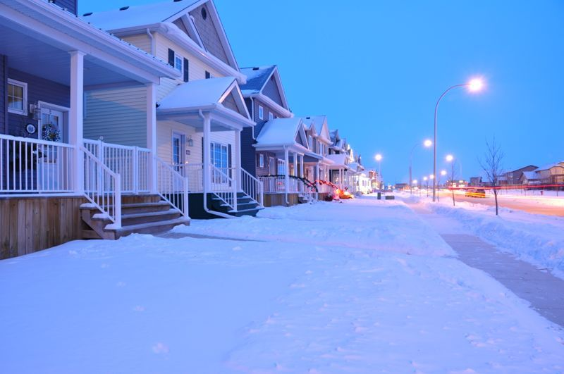 Winnipeg in Winter