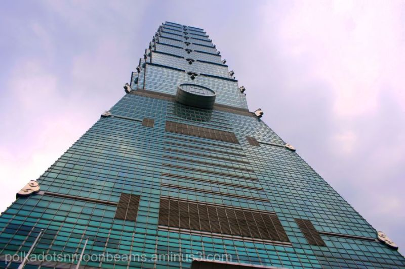 taipei 101 tallest building architecture