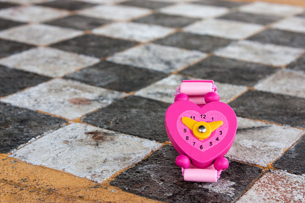 Time, watch, chess, still life