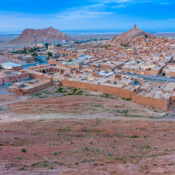 Desert, Sand, Anarak, Naein, Iran, Zibra, Wind