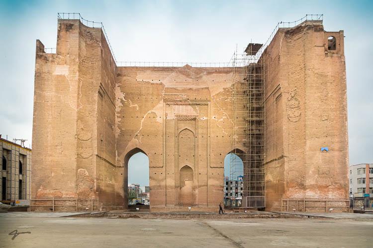 Tabriz, Arg, citadel, fort