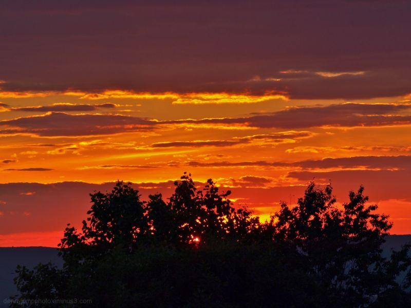 Appalachian Sunseta