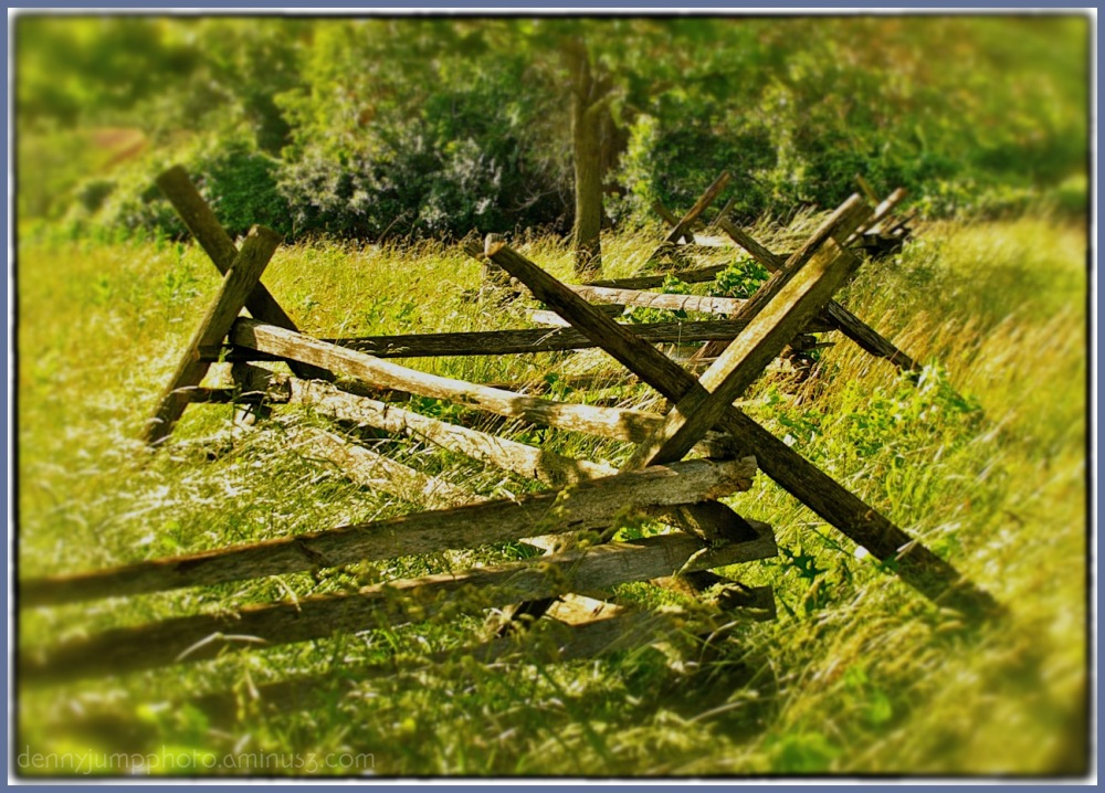 A Fence for Richard
