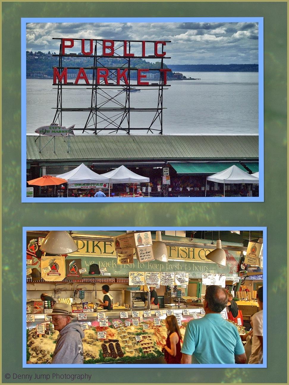 Seattle's Famous Pike Market