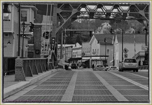 Mystic, CT Drawbridge