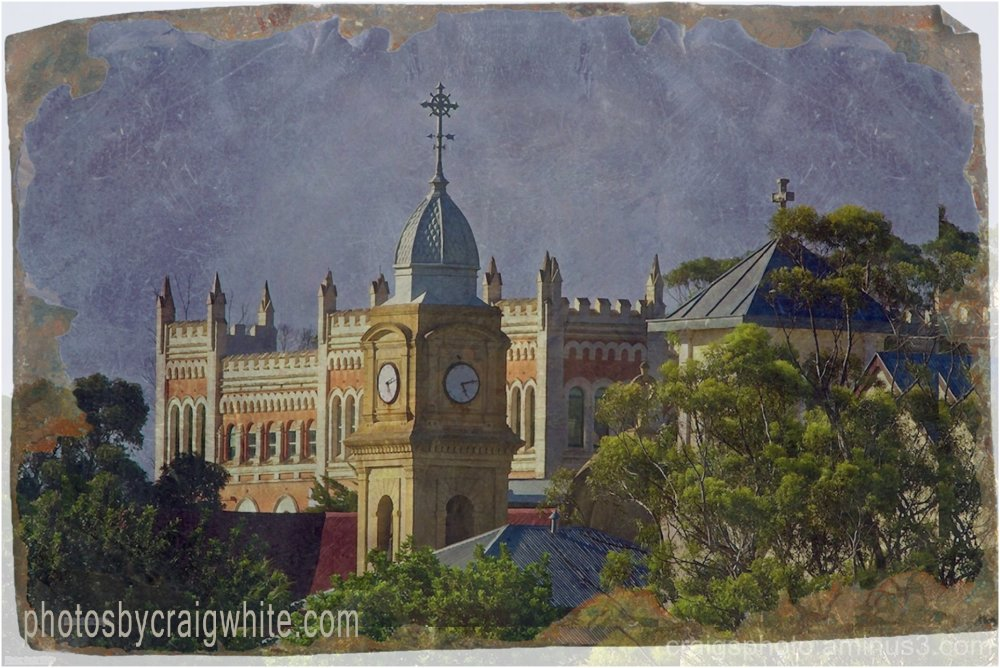 New Norcia Monastic Town by Craig White AUS