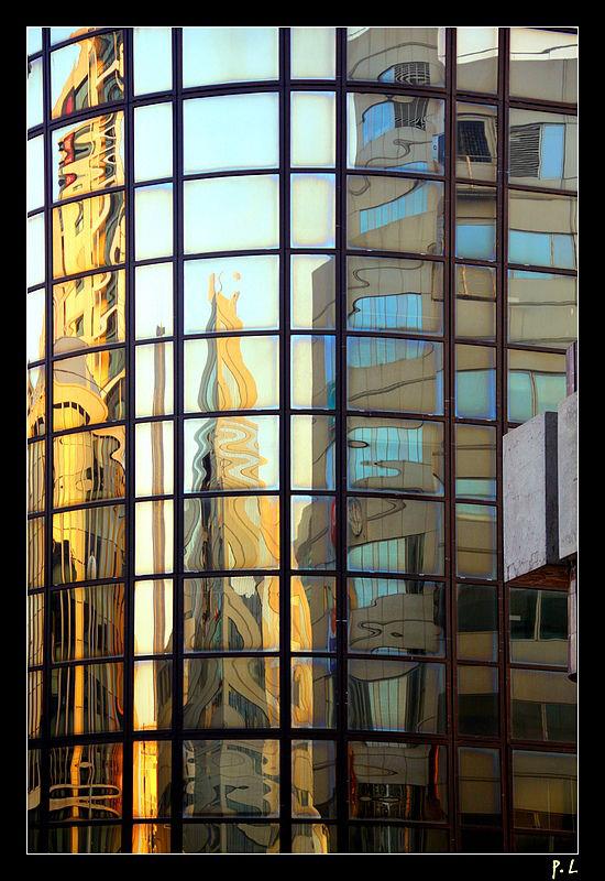 Reflets urbains