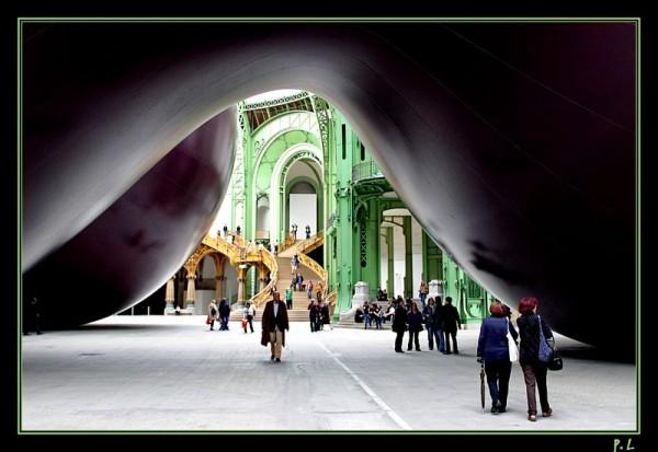 Exposition Monumenta du Grand Palais -Léviathan