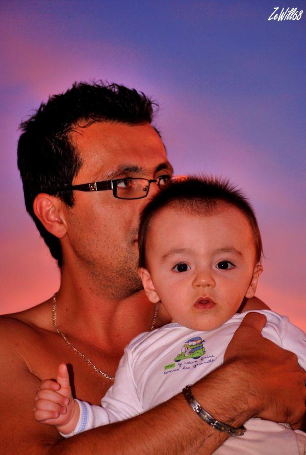 Père et fils...