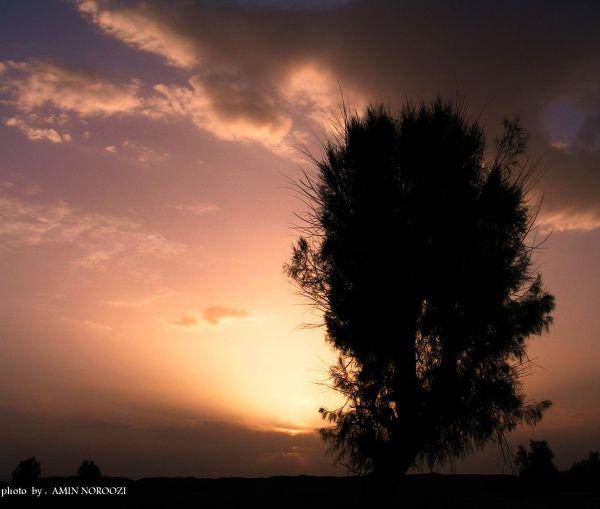 غروب(sunset)