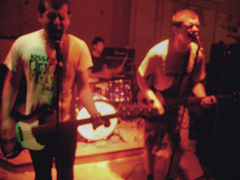punks show