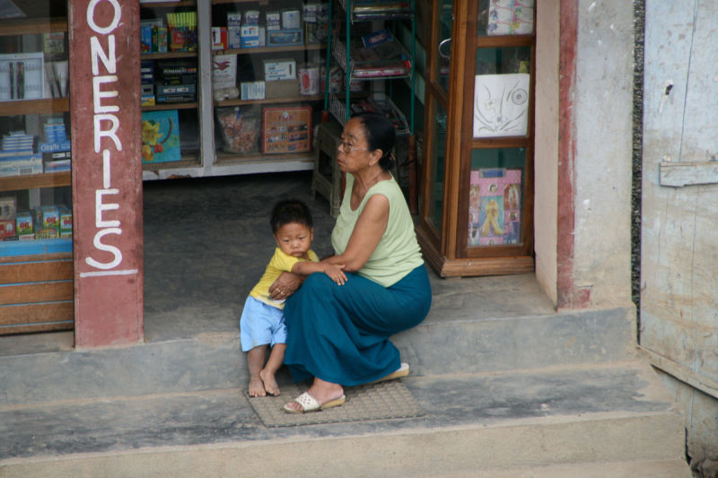 grandma manipur india