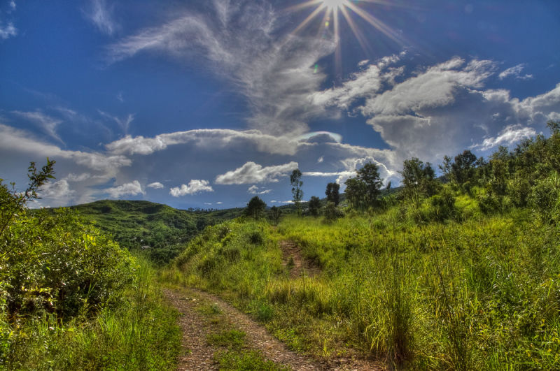 Manipur skies