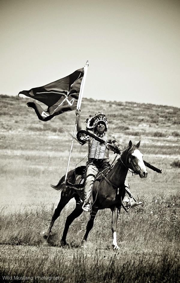 Chief Horse Native American