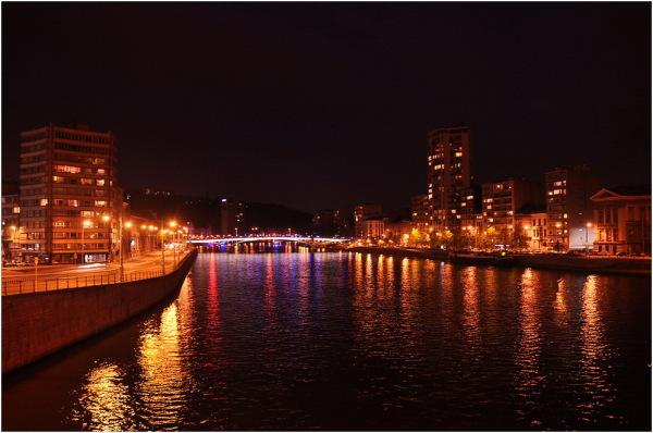 Liège . La Meuse .
