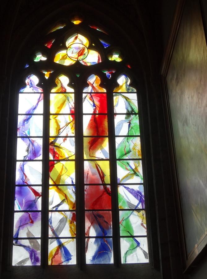 Liège. Cathédrale Saint Paul.
