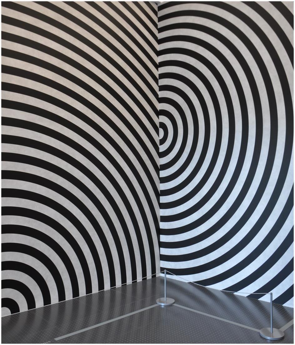 Les murs dessinés de Sol LeWitte