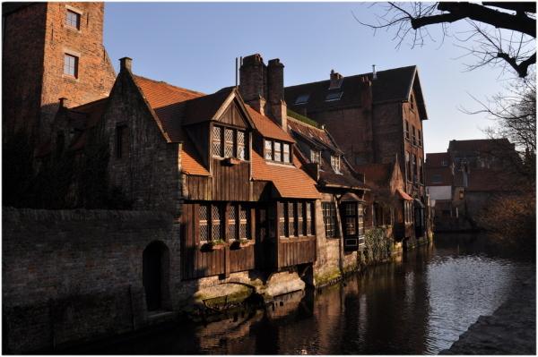 Quelques vues de Bruges. 1
