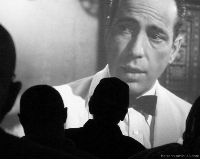 Bogart and Casablaca