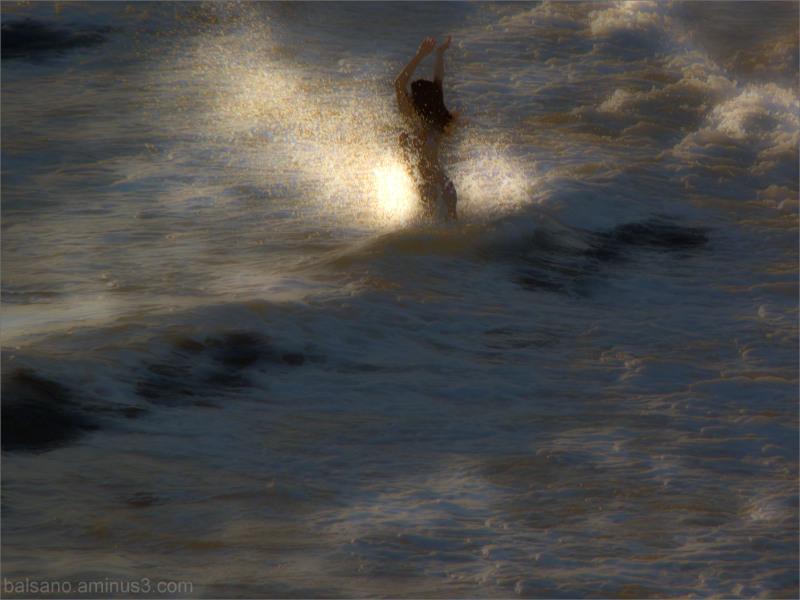 mermaid santa monica beach
