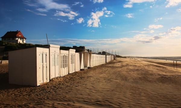 plages de la mer du nord