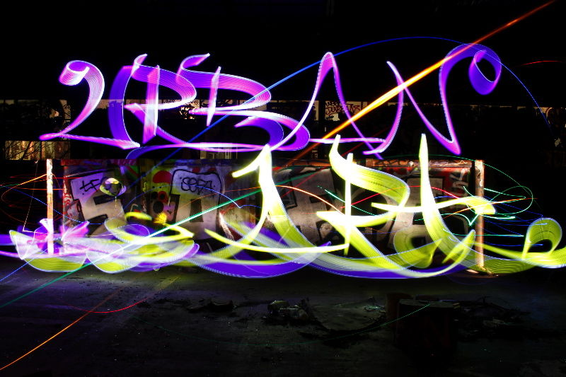 Lightgraff by Mass Lighter