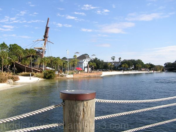 WDW, Disney, Jud, Boardwalk, Ship, Wreck, Pier
