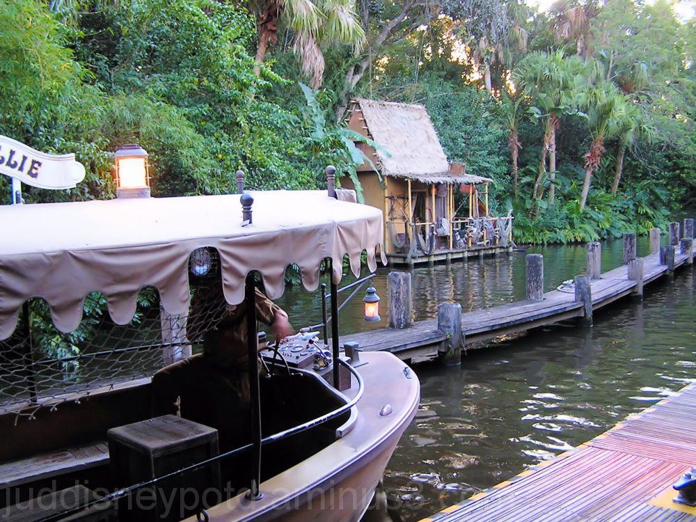 Jud, Disney, Magic Kingdom, Jungle Cruise