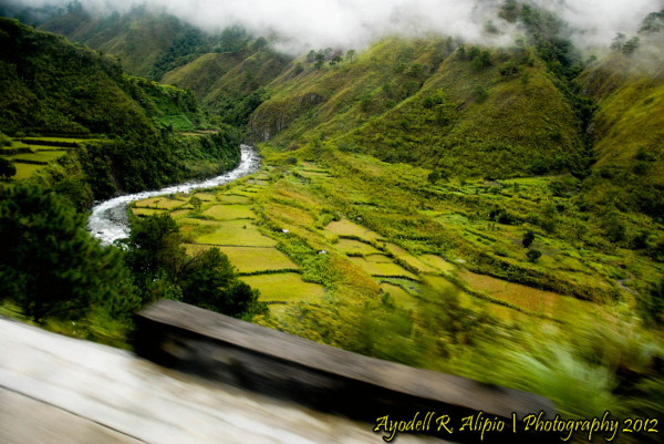 Road to Sagada (Breathtaking Scenery 2)