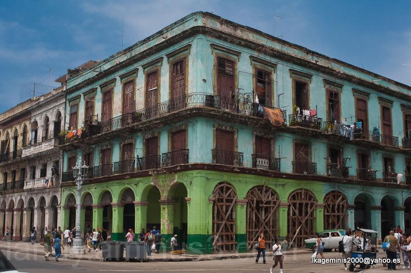 La Habana Vieja, Cuba