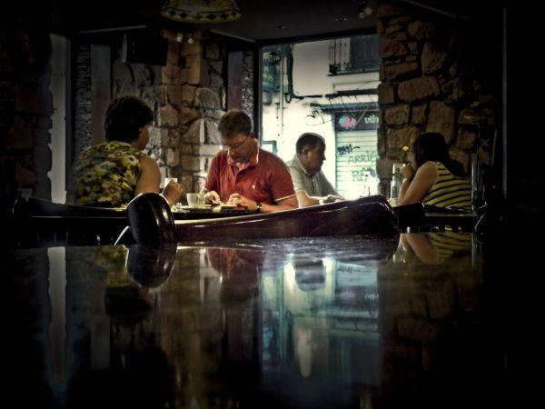 Cafe R. Mayor, 1 (Salamanca)