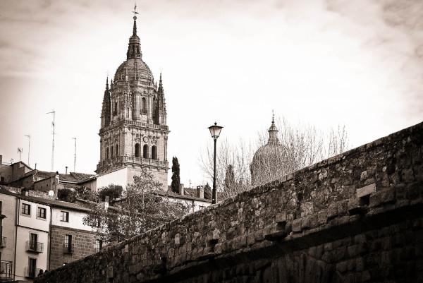 Del puente a la Catedral