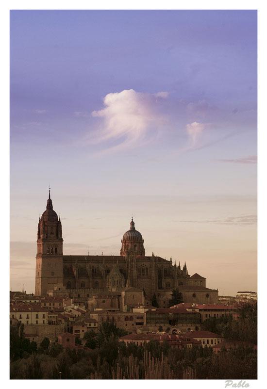 La otra orilla, (Catedral de Salamanca)
